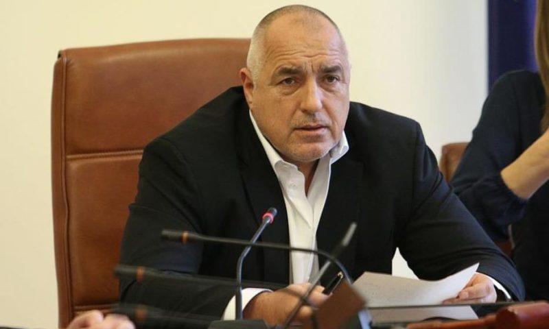 Борисов обяви икономическите мерки: Отлагаме данъците до 30 юни, 50 млн. за добавка на пенсионерите