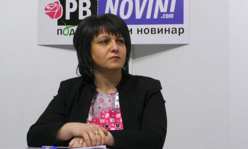 Веска Ненчева с въпроси към земеделския министър за проблемите на розопроизводителите