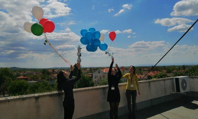 Въпреки пандемията в Брезово тържествено честваха Деня на Европа/ВИДЕО/