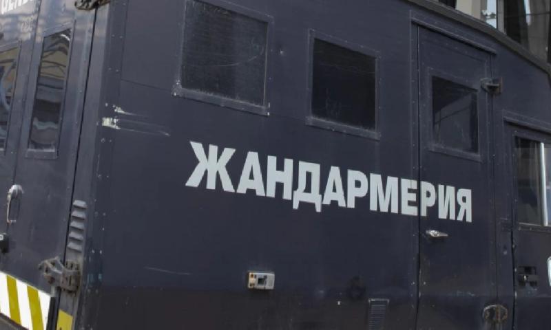 Жандармерията влезе и в РИОСВ-Пловдив