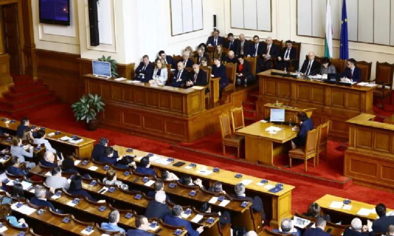 Извънредно: Ветото на президента мина в парламента
