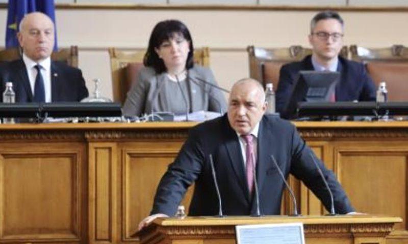 Опозицията подкрепи искането на Борисов за извънредно положение