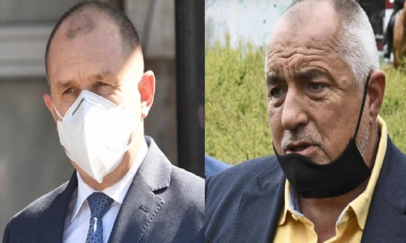 Срив в рейтинга на Радев, ръст в доверието към Борисов
