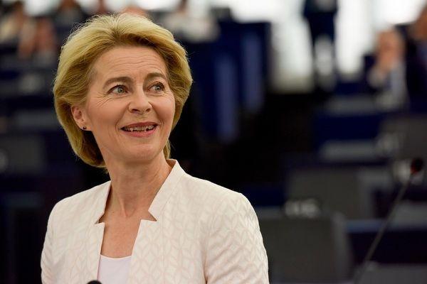 Урсула фон дер Лайен: Европа е свобода и върховенство на закона
