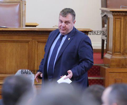 Каракачанов настоява справянето с битовата престъпност да стане държавна политика