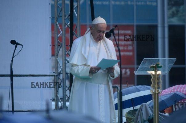 Папата призова хората да не се поддават на песимизма в коронавирусната ера
