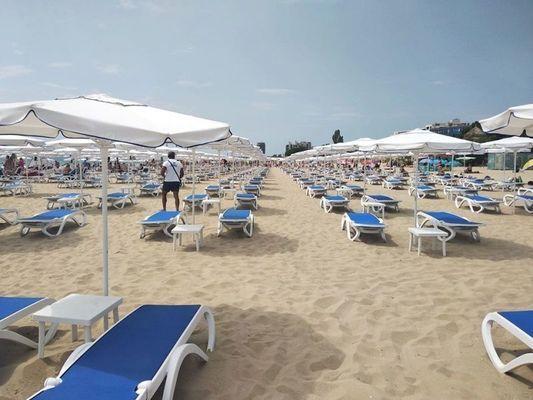 25 станаха морските плажове с безплатни принадлежности за лято 2020