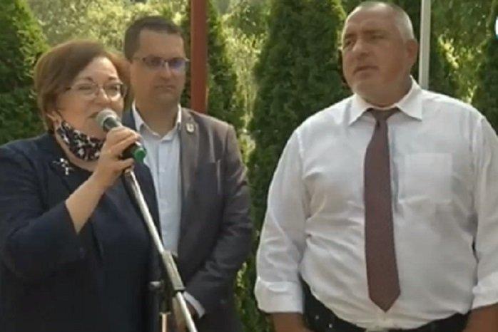 Борисов за кмет от БСП: Когато кметът е добър, държавата не му пречи
