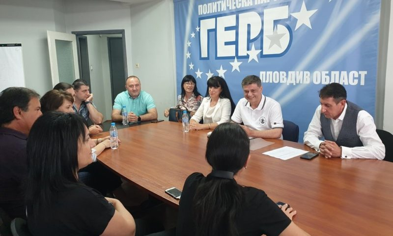 Ген.Константин Попов в Пловдив: Правителството на Бойко Борисов е най-успешното правителство в най-новата ни история