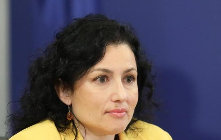 Десислава Танева: Цитатът е от видеоконферентна връзка от март