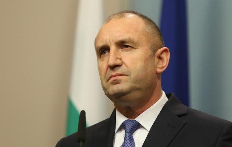 Радев: Не бързам със своите действия по отношение на Пламен Узунов