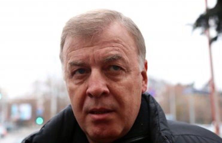 """Сираков: Собственик съм на 86,6% от """"Левски"""""""