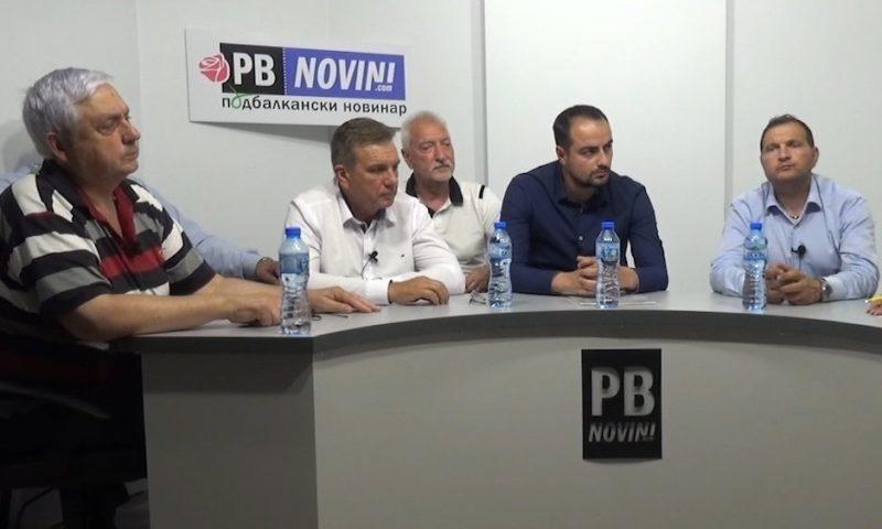 Спорът в студиото на ПБ Новинар: Кое областно ръководство на СДС е лигитимно и кое не?/ВИДЕО/