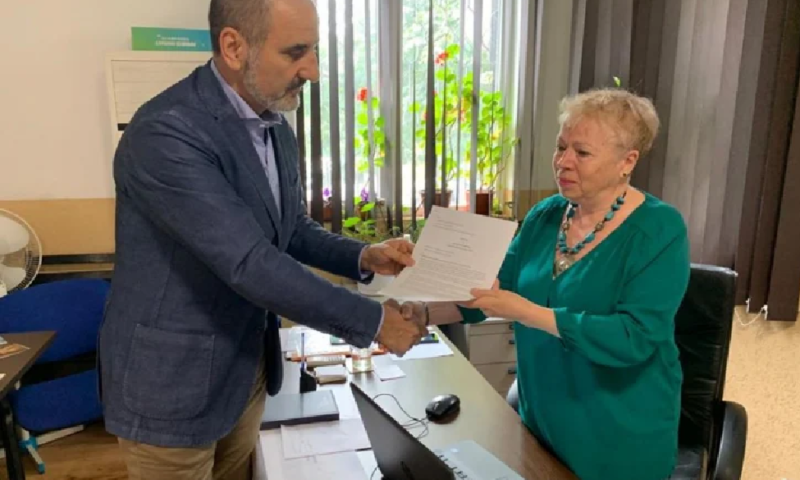Цветанов най-сетне подаде заявление за напускане на ГЕРБ