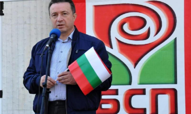 Янаки Стоилов е социалистът с К-19
