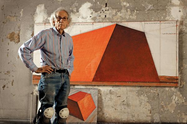 Почина Кристо – най-известният български художник в света