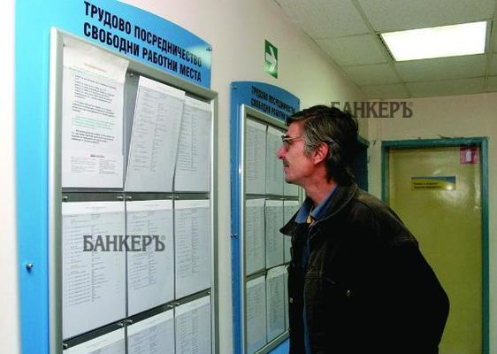 """Обученията и стажовете за безработни за най-търсените """"професии"""" на пазара на труда"""