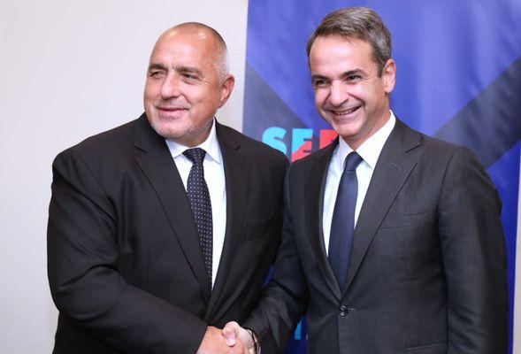България и Гърция подкрепят свободното движение между двете страни