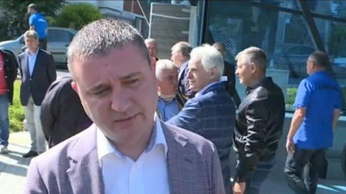 Твърденията на Божков са манипулативни и целят дискредитация, подчерта Горанов