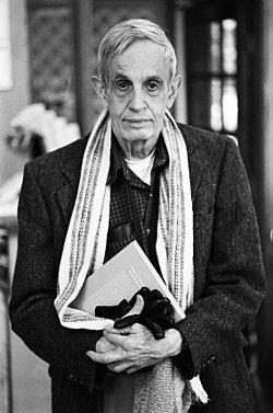 Джон Наш печели Нобелова награда за работата си върху теорията на игрите