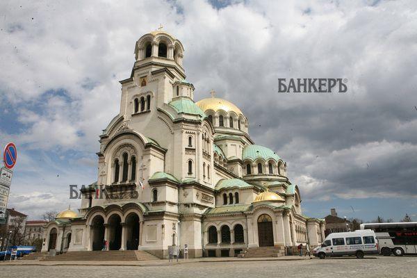 """Дарителска кампания помага за смяна на дограмата на храм-паметник """"Св. Александър Невски"""""""