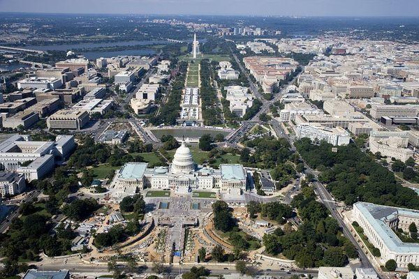 Много музеи и паметници правят Вашингтон популярно място за туристи