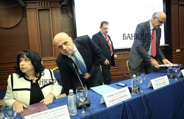 Цветан Цветанов: Официални правителствени представители са зависими от Русия
