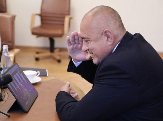 """Борисов се похвали с """"пореден финансов инструмент за възстановяване на бизнеса"""""""