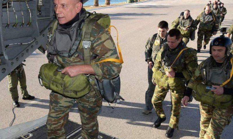 Гърция готви война с Турция на един хвърлей от България