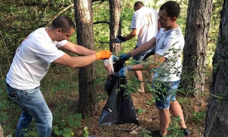 Да вземем пример: Войводите чистят Карловско