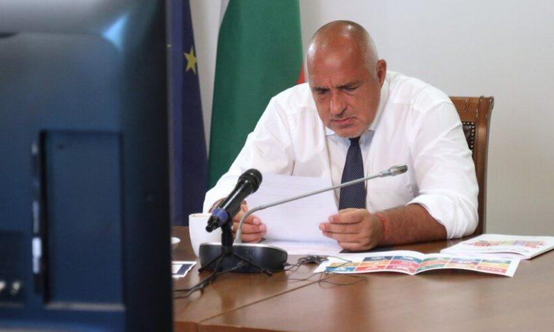 Извънредно! Бойко Борисов поиска оставките на трима ключови министри