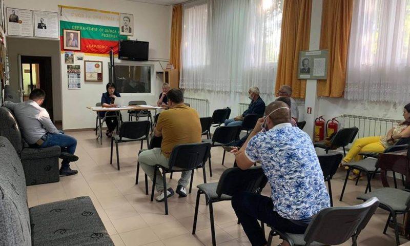 Карлово: Общото събрание прие отчета на председателя на Асоциацията за възстановяване на историческите паметници