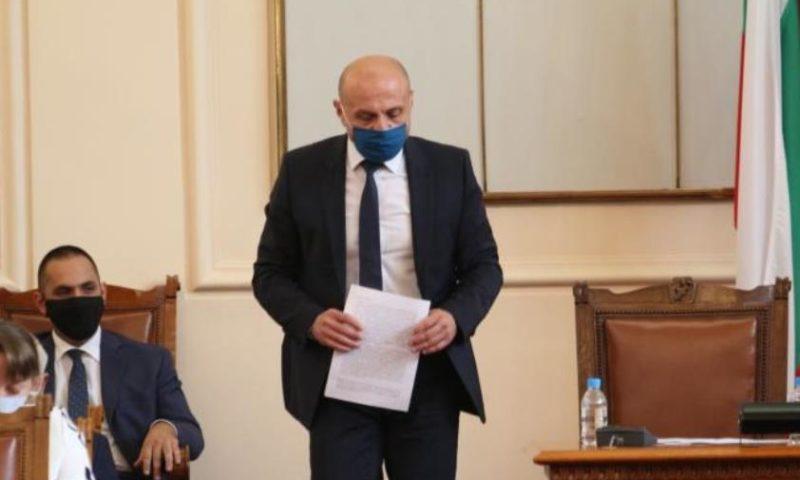 Томислав Дончев: Ще има промени, бъдете любезни, изчакайте