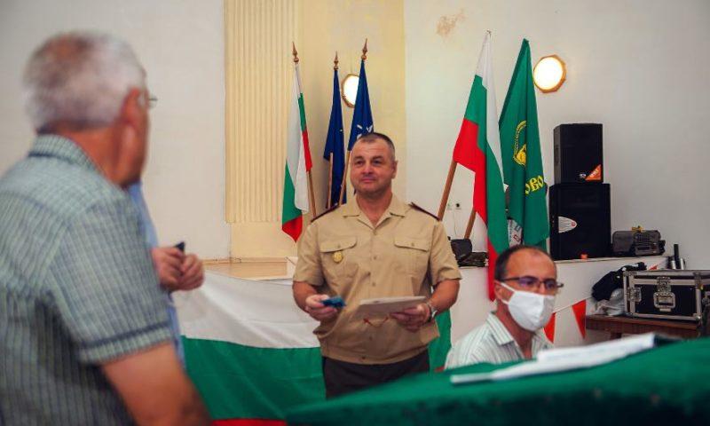 110 години от създаването на Съюза на запасните подофицери в България и в Карловския регион