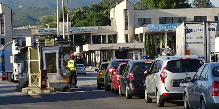 """Влизането от България в Гърция е възможно само през ГППП """"Кулата-Промахон"""""""