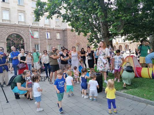 Трети протест: Родителите недоволстват заради липсата на места в градините