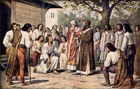 Чехите и словаците отбелязват Деня на пристигане на Кирил и Методий във Велика Моравия