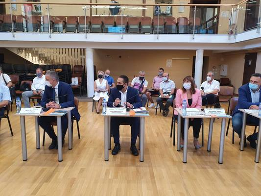 """Добрата инфраструктура е основата за развитие на """"Индустриална зона Варна"""""""