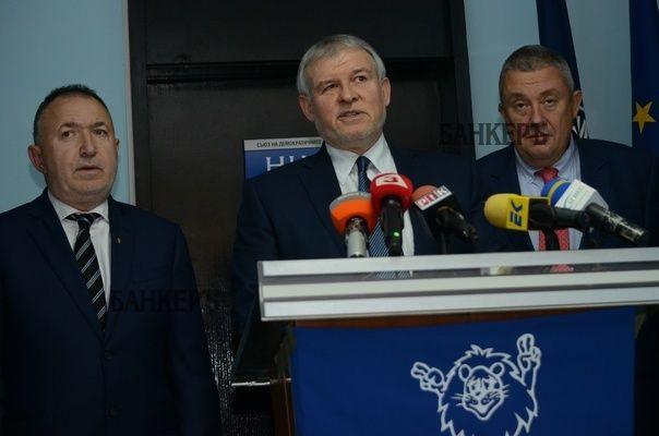 СДС: Избори за Велико Народно събрание и нова Конституция са решението на политическата криза