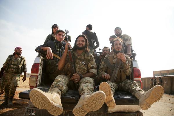 Турция е изпратила над 3500 сирийски бойци в Либия