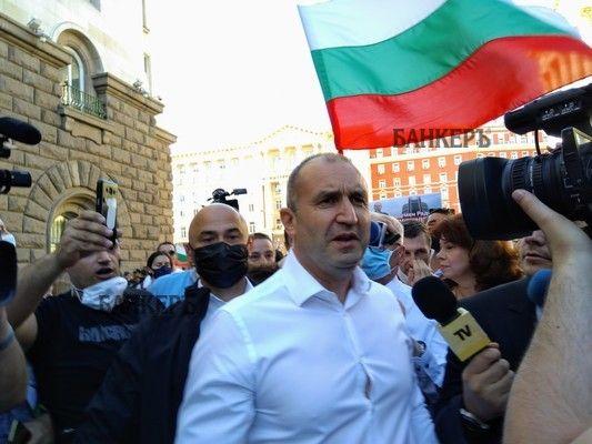 """""""Готов съм със служебно правителство!"""", обяви президентът"""