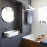 Оригинални идеи за сива баня
