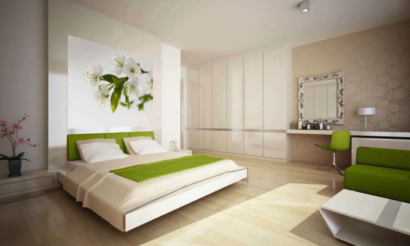 Как да изберем вдъхновено от природата спално бельо?
