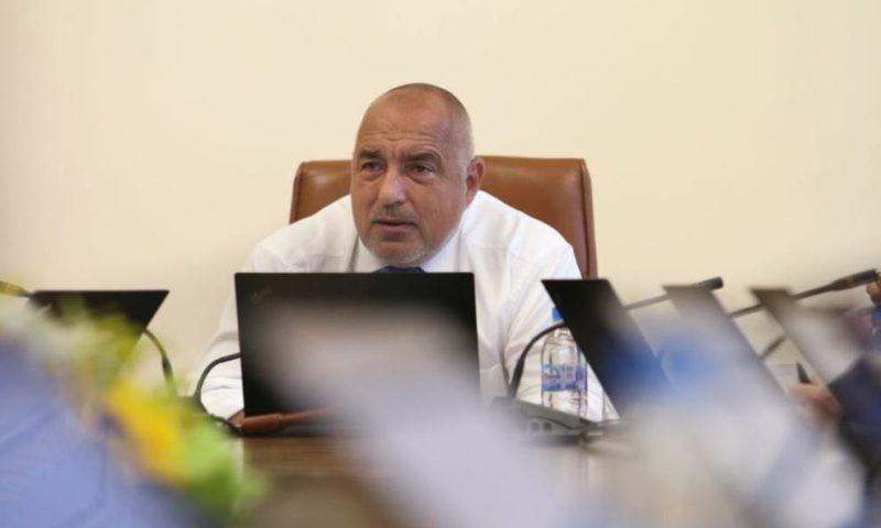 Борисов: Всички възрастни с 50 лв към пенсиите за септември