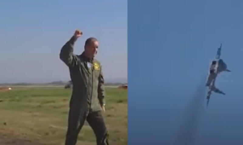 """ВВС колежът """"Максуел"""" в САЩ оценил """"простия летец"""" Румен Радев като бъдещ стратегически лидер"""