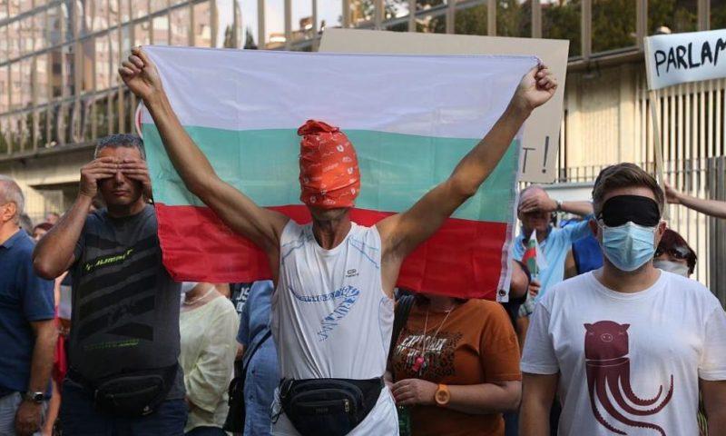 Водачи на протеста вече не искат промени в Конституцията и ВНС