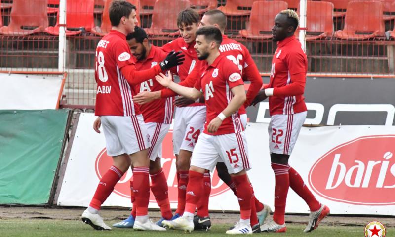 В ЦСКА-София тренират с медицински топки (ВИДЕО)