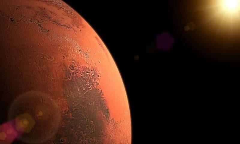 В търсене на живот: Учените се натъкнаха на интересно откритие за Марс