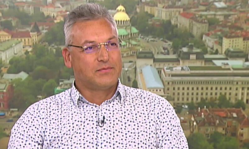 """Жаблянов: """"БСП не можа да изработи не само позиция относно протестите, но и за процесите в страната"""""""