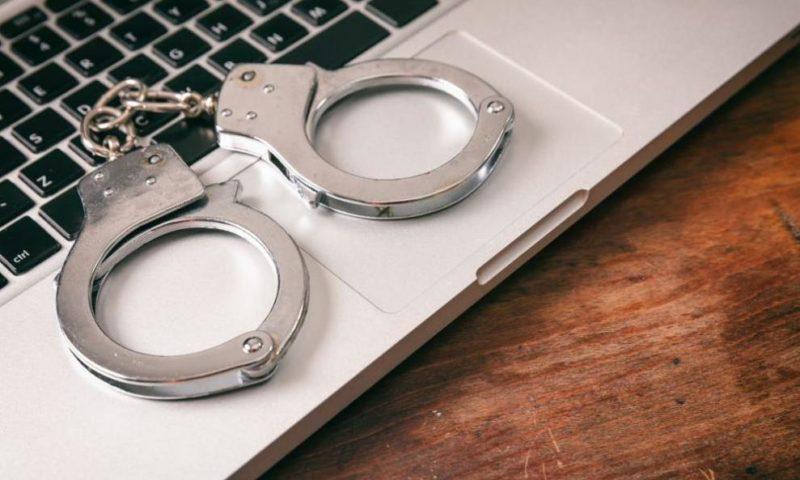 Задържаха мъж, осъществил нерегламентиран достъп до интернет сайтове, искал откуп от фирми